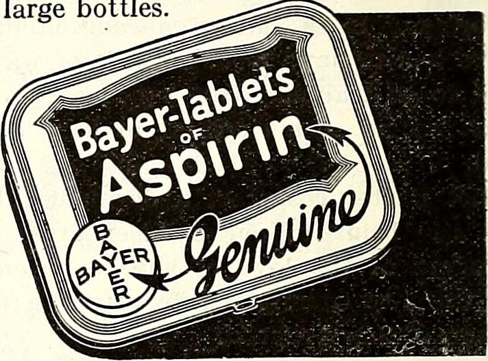 aspirin pills photo
